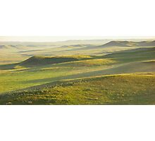 Grasslands National Park 2007 Photographic Print