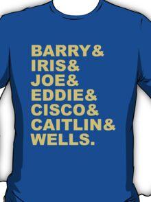 The Flash (Fandom Names) T-Shirt