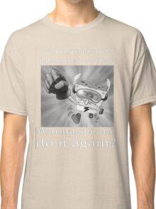 Spongebob Quickster Classic T-Shirt