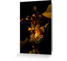 Ritual by Fire Greeting Card