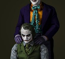 The Jokers by stevefawks