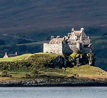 Duart Castle by Marylou Badeaux