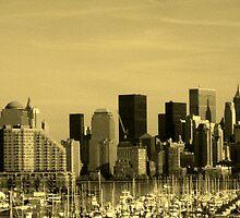 City Scene by dwenden