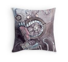 ent02 Throw Pillow