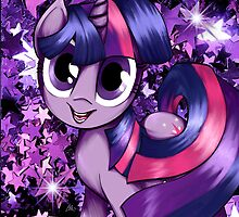 Twilight Sparkle by AngelTripStudio