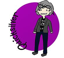 Quicksilver by gingerkatie