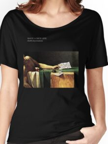 Deathconciousness Women's Relaxed Fit T-Shirt