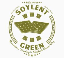 Soylent Green One Piece - Long Sleeve