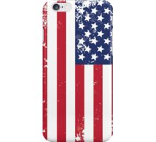 Flag of USA iPhone Case/Skin