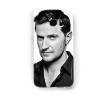Richard Armitage Pop-Art Collage Samsung Galaxy Case/Skin