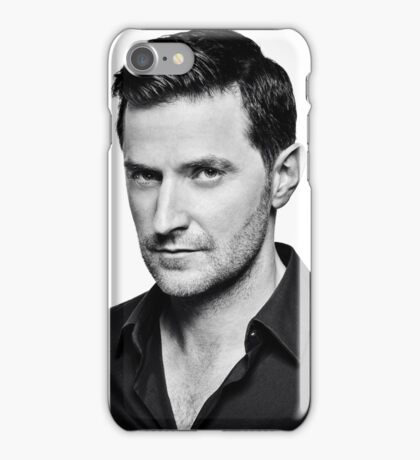Richard Armitage Pop-Art Collage iPhone Case/Skin