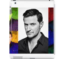Richard Armitage Pop-Art Collage iPad Case/Skin