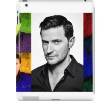 Richard Armitage Pop-Art Collage iPad Case/Skin