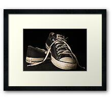 Favourite Shoes Framed Print