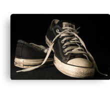 Favourite Shoes Canvas Print