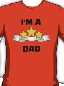Clash of Clans - I'm a Three Star Dad T-Shirt
