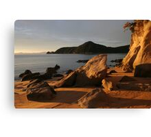 Abel Tasman Sunrise Canvas Print