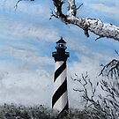 Hatteras Lighthouse by Jim Phillips
