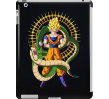 Shenron X Son Goku iPad Case/Skin
