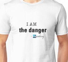 """Breaking Bad - """"I am the danger"""" - Heisenberg Unisex T-Shirt"""