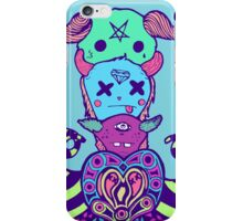 Monster Heads iPhone Case/Skin