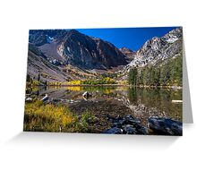 Parker Lake Greeting Card