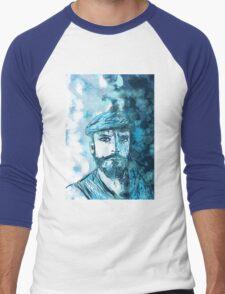 Blue You Men's Baseball ¾ T-Shirt