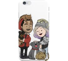 Zayn, Perrie, and Pets iPhone Case/Skin