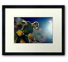 Keith Urban Framed Print