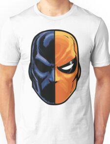 deathstroke - mask (more detail) Unisex T-Shirt