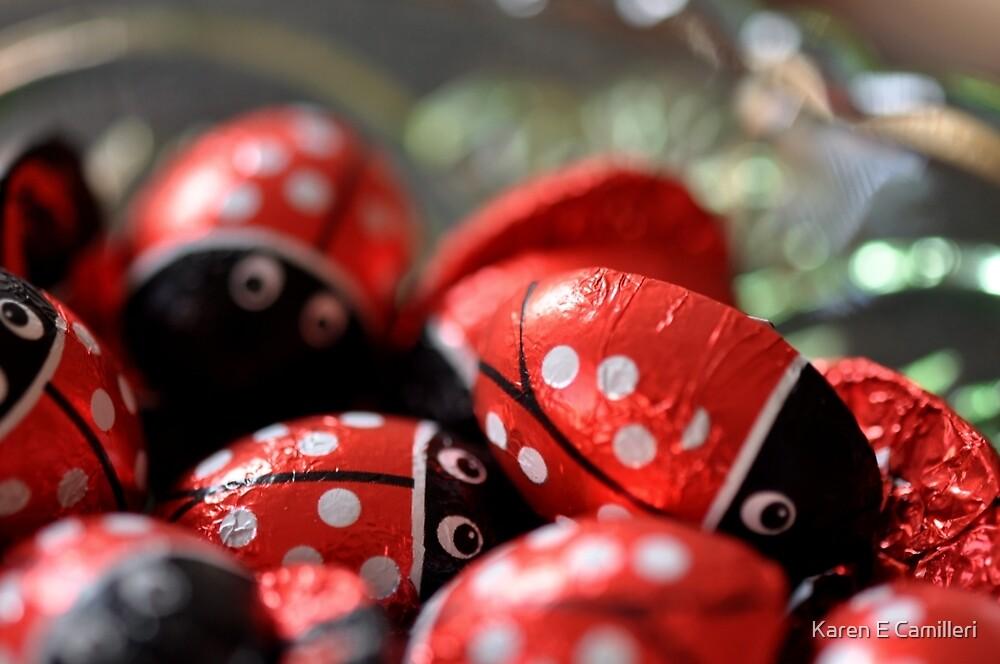 sweeties by Karen E Camilleri