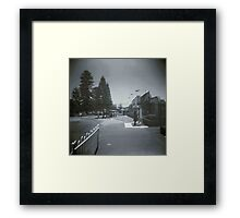 """Where are you?"" Framed Print"