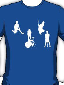 Band silhouette  T-Shirt