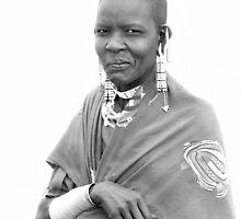 Lady Masaii by Liv Stockley