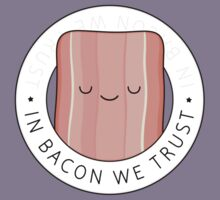 In bacon we trust Kids Clothes