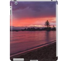 Zephyr Cove Sunset iPad Case/Skin