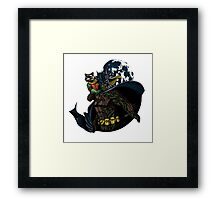 Guardians Of Gotham  Framed Print