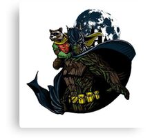 Guardians Of Gotham  Canvas Print