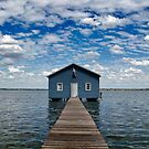 &quot;Crawley Edge&quot; Boatshed, Perth, Western Australia by palmerphoto