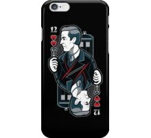 12th of Hearts iPhone Case/Skin