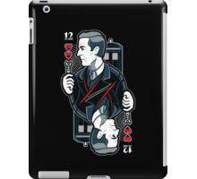 12th of Hearts iPad Case/Skin