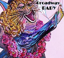 Broadway BABY CAT by EloiseArt