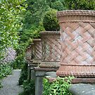 Pots at Bantry House by Larry149