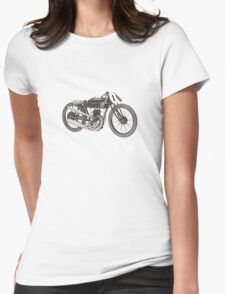 1926 Garelli motorcycle  Womens Fitted T-Shirt