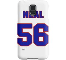 National football player Kerry Neal jersey 56 Samsung Galaxy Case/Skin
