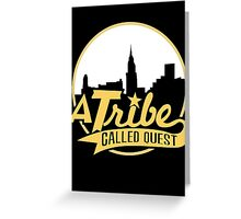 A Tribe Called Quest Greeting Card
