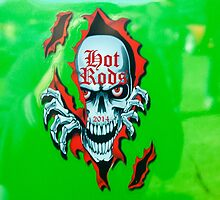 Hot Rods 2014 by Tim Bell
