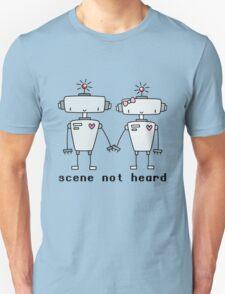 robots heart robots T-Shirt