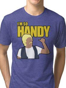 Weird Al - I'm So Handy! Tri-blend T-Shirt