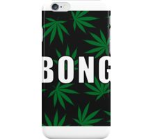 Smoke Bong iPhone Case/Skin